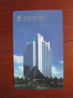 Huandao Tide Hotel, China - Hotelkarten