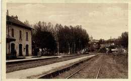 ST JUERY (Tarn) La Gare  P.O. Midi RV - Frankreich