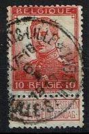111  Obl Relais St Huibrechts-Lille/Lille-St Hubert  +15 - 1912 Pellens