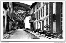 11 RENNES LES BAINS - Grande Rue Et Hotel De France - France