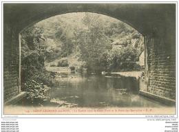 72 SAINT-LEONARD-DES-BOIS. Pont Et Puits Des Sarrazins - Saint Leonard Des Bois