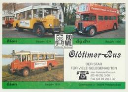 AK  Autobus Oldtimer Bus - Bus & Autocars