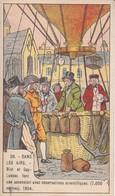 CHRONO---76----ROUEN--librairie-papeterie De La Crosse--19 Rue Ganterie---voir 2 Scans - Autres