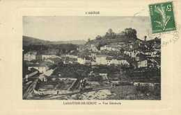 L'ARIEGE  LABASTIDE DE SEROU  Vue Generale RV - France