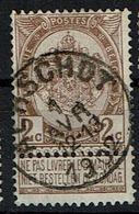 55  Obl  Aerschot - 1893-1907 Coat Of Arms