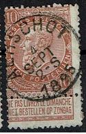 57  Obl  Aerschot - 1893-1907 Coat Of Arms