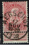 58  Obl  Aerschot - 1893-1907 Coat Of Arms