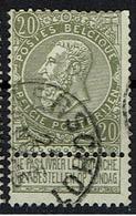 59  Obl  Aerschot - 1893-1907 Coat Of Arms