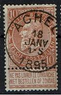 58  Obl  Achel  + 8 - 1893-1907 Coat Of Arms