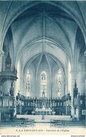 WW 44 LA GRIGONNAIS. Intérieur De L'Eglise - France