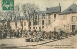 PITHIVIERS MARCHE AUX LEGUMES EDITION CONAC GRAND BAZAR - Pithiviers