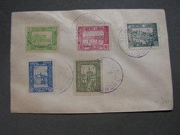 Polen 1918 Stadtpostmarke Minsk - Besetzungen 1914-18