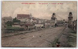 33 GUITRES - Vue Générale Et L'entrée Du Pont - France
