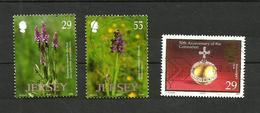 Jersey N°1102, 1104, 1109 - Jersey