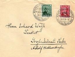 DEUTSCHE  REICH - 1936 - InternationalenAutomobil Ausstellung In Berlin Den 28.236 . - Allemagne