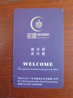Nuomo Residence, China - Chiavi Elettroniche Di Alberghi