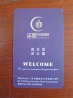 Nuomo Residence, China - Cartas De Hotels