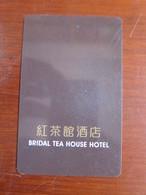 Bridal Tea House Hotel, Hong Kong - Chiavi Elettroniche Di Alberghi