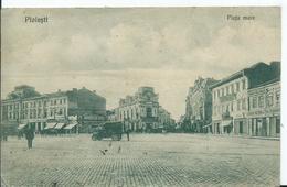 ROUMANIE - PLOIESTI - Piata Mare - Rumänien