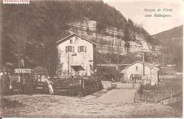 SUISSE - GORGES DE L'ORBE (Vaud-VD) Sous Ballaigues En 1910 - VD Vaud