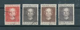 1949 Netherlands Complete Set Queen Juliana Used/gebruikt/oblitere - Periodo 1949 - 1980 (Giuliana)