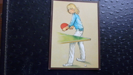 TENNIS DE TABLE - Tenis De Mesa