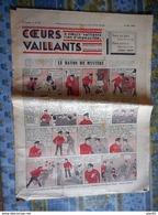 COEURS VAILLANTS 1936 N° 20 LE RAYON DU MYSTERE TINTIN ET MILOU En EXTREME ORIENT HERGE - Tintin