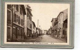 CPA - EPINAL (88) - Aspect Du Magasin D'Electricité-T.S.F. De La Rue Notre-Dame De Lorette Dans Les Années 40 / 50 - Epinal