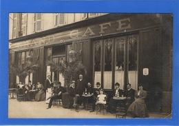 04 ALPES DE HAUTE PROVENCE - DIGNE Carte Photo Du Grand Café - Digne