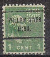 USA Precancel Vorausentwertung Preo, Locals Minnesota, Willow River 713 - Vereinigte Staaten