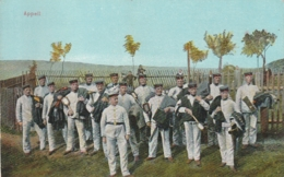 *** MILITARIA ***  German Army Armée Allemande Deutche *** Appell 1925  Neuve/unused - Guerra 1914-18