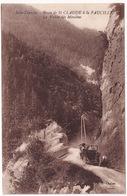 Route De St Claude à La Faucille: OLDTIMER VOITURE CHARABANC - La Vallée Des Moulins - PKW
