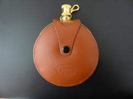 """Flasque à Whisky """" Spirit Of St-Louis """" Avec étui, Verre Dégustation Et Entonnoir - Autres Bouteilles"""