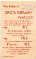 Pub Reclame - Meester Kleermaker L. Van Dierendonck - De Ram - Maria Aalter Ca 1960 - Publicités