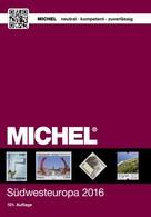 MICHEL EK 2 Südwestreuropa 2016 In Farbe - Sauber Gebraucht - Catalogues De Cotation