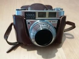 Rox  VINTAGE KODAK RETINETTE 1B Fotocamera Con Cover Anni 1960 - Appareils Photo