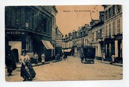 - CPA EVREUX (27) - Rue De La Harpe1907 (belle Animation) - Edition Boudin - - Evreux