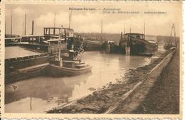 Beringen-Tervant - Aanlegkaai - Quai De Debarquement - Embarquement -r - Beringen