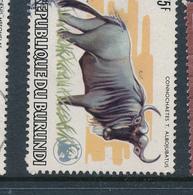 BURUNDI 1982/83 ISSUES ANIMALS USED SELECTION - Burundi