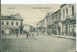 ROUMANIE - PLOESTI - Strada  Cogalniceanu - Rumänien