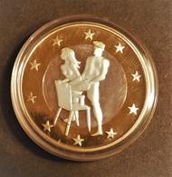 Sex 6 Euros, Kamasutra Pièce, Collection Pièces De Monnaie, 18+ Adultes / N°4 - Variétés Et Curiosités