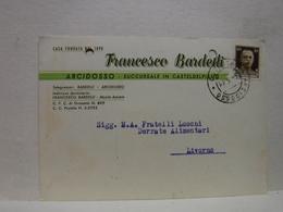 ARCIDOSSO    -- GROSSETO  ---  FRANCESCO BARDELLI - Grosseto