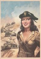 Cartolina - Postcard / Non  Viaggiata -  Unsent /  La Carrista. - Regimenten