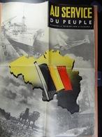 Au Service Du Peuple 1950 N°1 - Politics