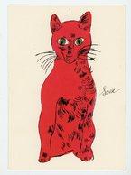 CPM: ANDY WARHOL - SAM LE CHAT - - Warhol, Andy