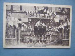 OCCUPATION FRANCAISE EN ALLEMAGNE - TREVES - QUARTIER SIDI BRAHIM - Oorlog 1914-18