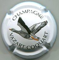 CAPSULE-CHAMPAGNE VAZART-COQUART N°12 Fond Blanc - Autres