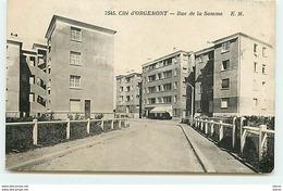 ARGENTEUIL - Cité D'ORGEMONT - Rue De La Somme - Argenteuil