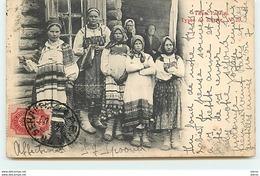 Types De Russie N°29 - Femmes - Russia
