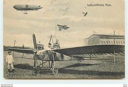 Luftschiffhafen Metz - Dirigeable - Zeppelin - ....-1914: Précurseurs